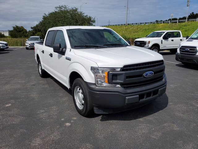 2018 Ford F-150 SuperCrew Cab RWD, Pickup #L3470B - photo 2