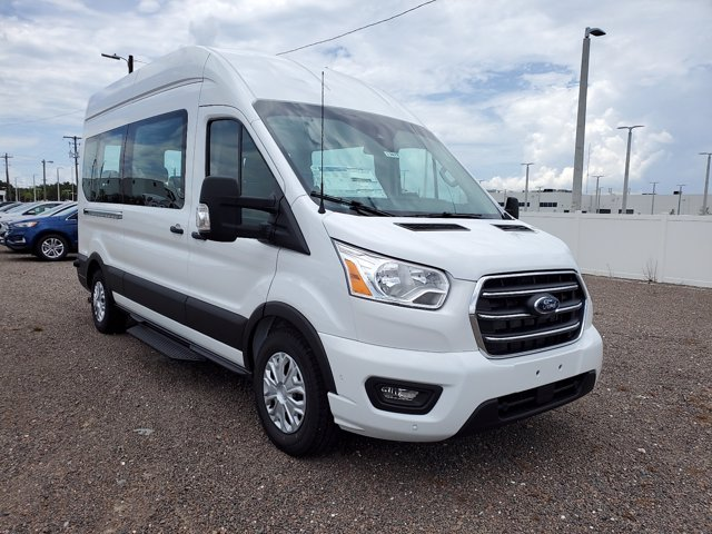 2020 Ford Transit 350 High Roof 4x2, Passenger Wagon #L3672 - photo 1