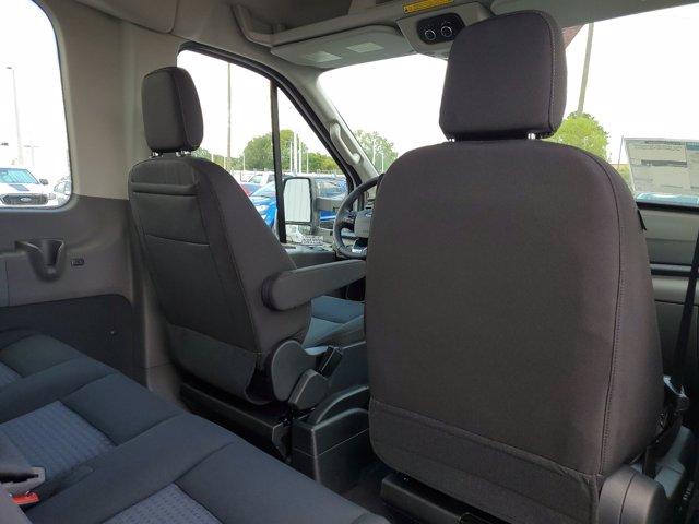 2020 Ford Transit 350 HD High Roof DRW RWD, Passenger Wagon #L3682 - photo 12