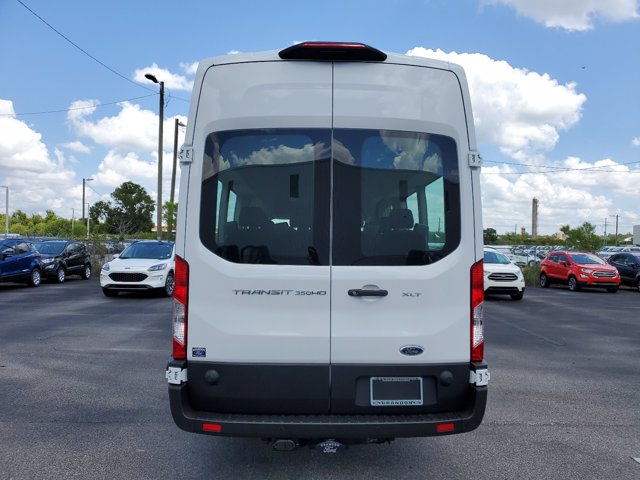 2020 Ford Transit 350 HD High Roof DRW RWD, Passenger Wagon #L3682 - photo 8