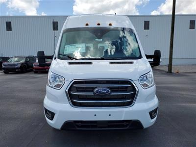 2020 Ford Transit 350 HD High Roof DRW RWD, Passenger Wagon #L3682 - photo 3