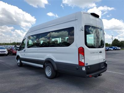 2020 Ford Transit 350 HD High Roof DRW RWD, Passenger Wagon #L3682 - photo 7