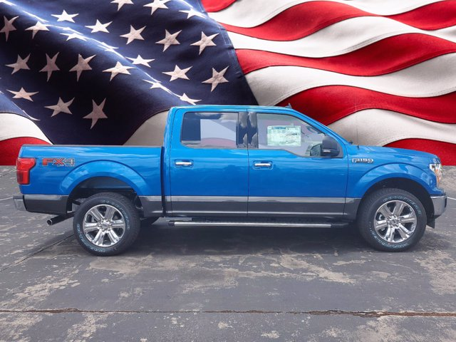 2020 Ford F-150 SuperCrew Cab 4x4, Pickup #L3769 - photo 1