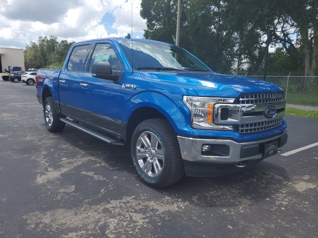2020 Ford F-150 SuperCrew Cab 4x4, Pickup #L3769 - photo 2