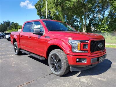 2020 Ford F-150 SuperCrew Cab 4x4, Pickup #L3787 - photo 2