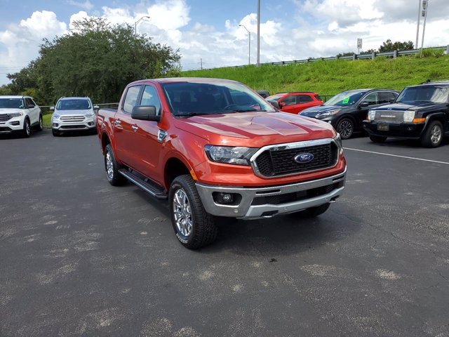 2019 Ford Ranger SuperCrew Cab 4x4, Pickup #L3806A - photo 2