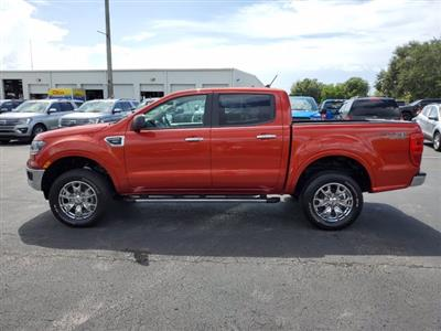 2019 Ford Ranger SuperCrew Cab 4x4, Pickup #L3806A - photo 5
