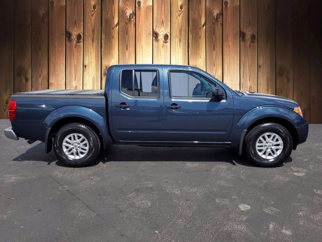 2018 Nissan Frontier Crew Cab RWD, Pickup #L3844A - photo 1