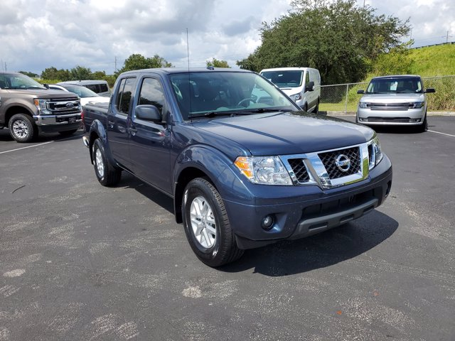 2018 Nissan Frontier Crew Cab RWD, Pickup #L3844A - photo 2