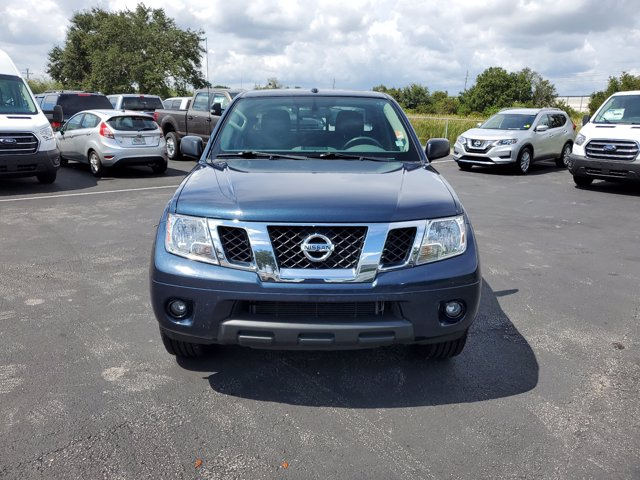 2018 Nissan Frontier Crew Cab RWD, Pickup #L3844A - photo 4
