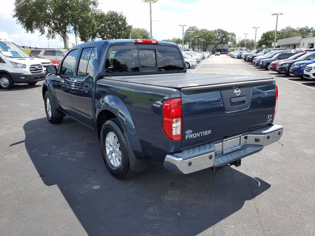 2018 Nissan Frontier Crew Cab RWD, Pickup #L3844A - photo 7