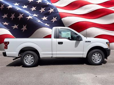 2020 Ford F-150 Regular Cab RWD, Pickup #L3882 - photo 1
