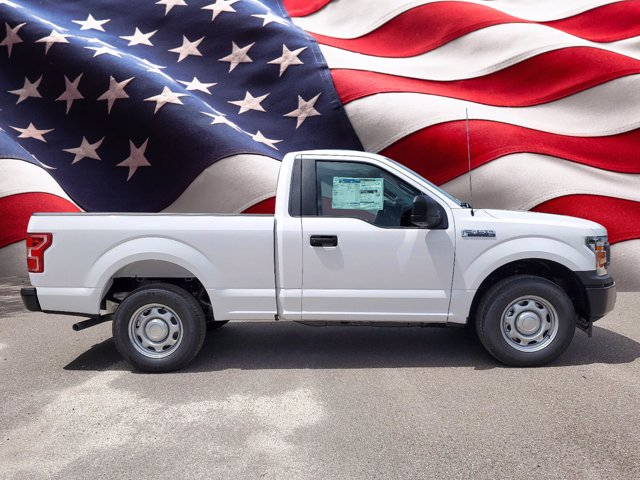 2020 Ford F-150 Regular Cab RWD, Pickup #L3958 - photo 1