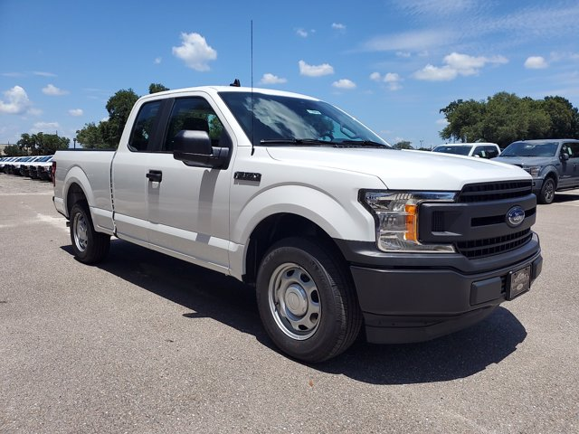 2020 Ford F-150 Super Cab RWD, Pickup #L3962 - photo 2