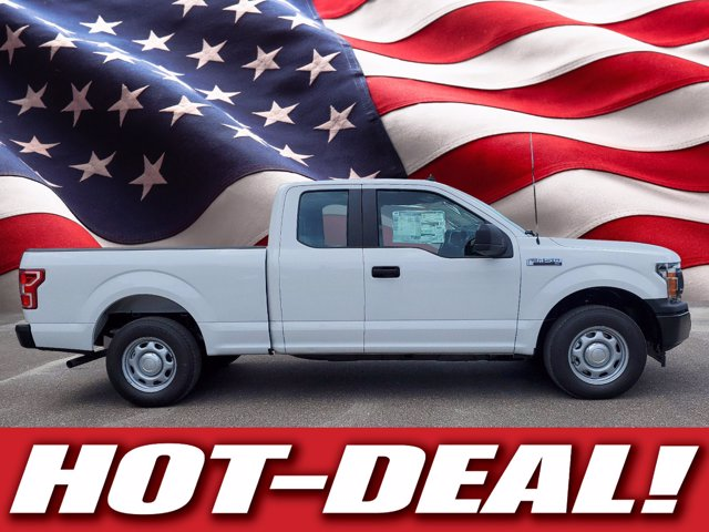 2020 Ford F-150 Super Cab 4x2, Pickup #L3999 - photo 1