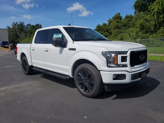 2020 Ford F-150 SuperCrew Cab RWD, Pickup #L4002 - photo 2