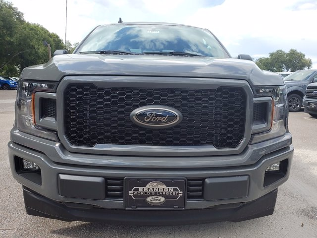 2020 Ford F-150 SuperCrew Cab RWD, Pickup #L4015 - photo 4