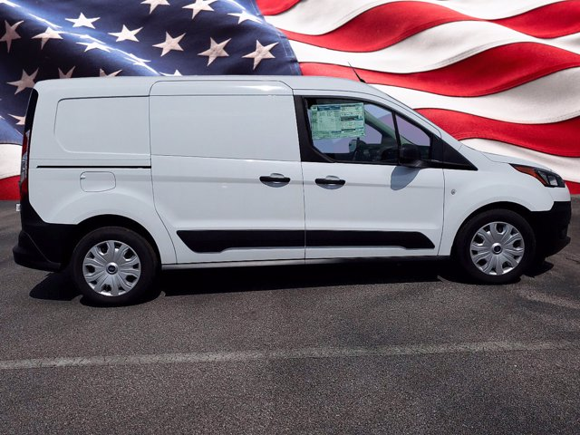 2020 Ford Transit Connect FWD, Empty Cargo Van #L4020 - photo 1
