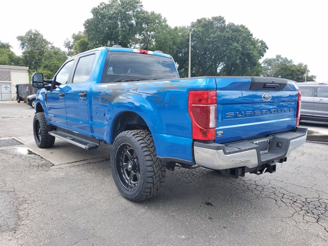 2020 Ford F-250 Crew Cab 4x4, Pickup #L4043 - photo 11