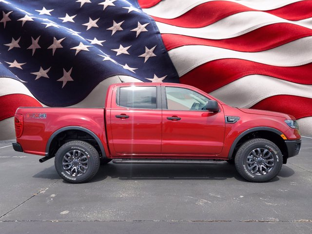 2020 Ford Ranger SuperCrew Cab 4x4, Pickup #L4084 - photo 1