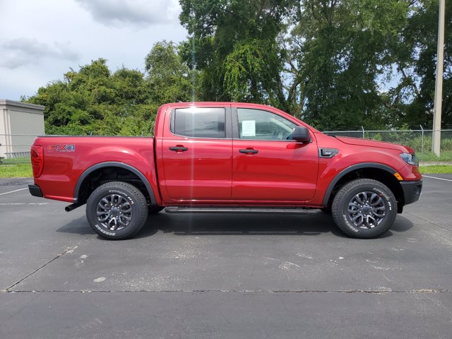 2020 Ford Ranger SuperCrew Cab 4x4, Pickup #L4084 - photo 4