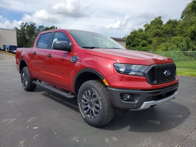 2020 Ford Ranger SuperCrew Cab 4x4, Pickup #L4084 - photo 2
