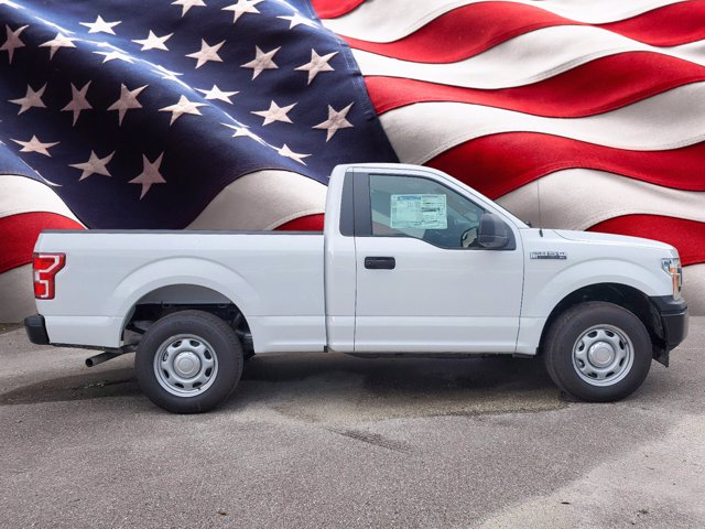 2020 Ford F-150 Regular Cab 4x2, Pickup #L4119 - photo 1