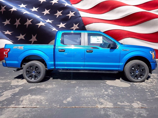 2020 Ford F-150 SuperCrew Cab 4x4, Pickup #L4127 - photo 1