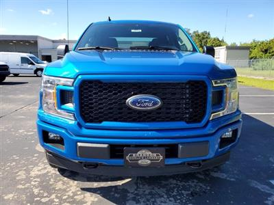 2020 Ford F-150 SuperCrew Cab 4x4, Pickup #L4127 - photo 4