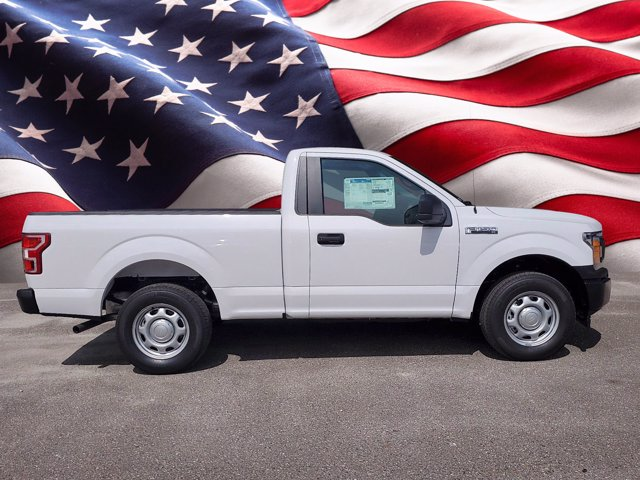 2020 Ford F-150 Regular Cab RWD, Pickup #L4150 - photo 1