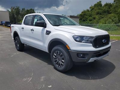 2020 Ford Ranger SuperCrew Cab RWD, Pickup #L4167 - photo 2