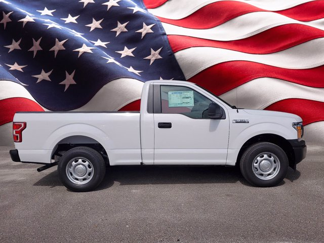 2020 Ford F-150 Regular Cab RWD, Pickup #L4174 - photo 1