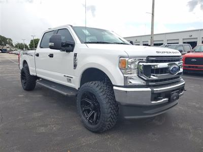 2020 Ford F-250 Crew Cab 4x4, Pickup #L4190 - photo 3