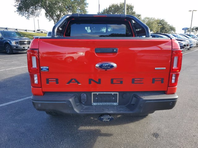 2020 Ford Ranger SuperCrew Cab 4x4, Pickup #L4206 - photo 10