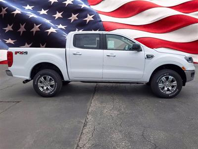 2020 Ford Ranger SuperCrew Cab 4x4, Pickup #L4209 - photo 1
