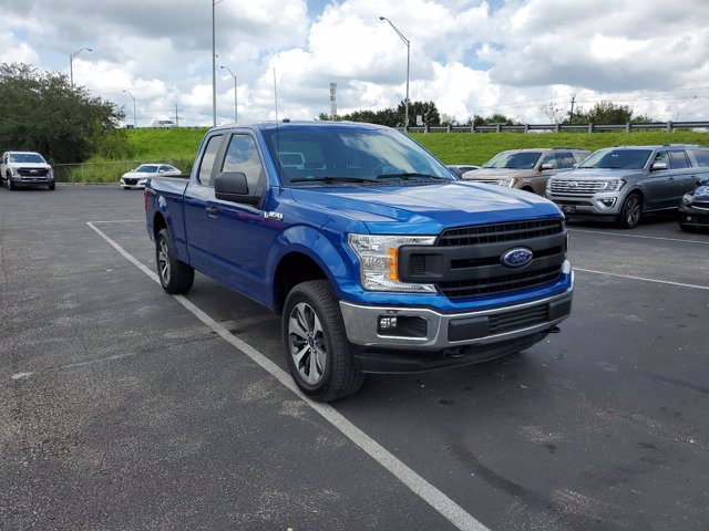 2018 Ford F-150 Super Cab 4x4, Pickup #L4278A - photo 1