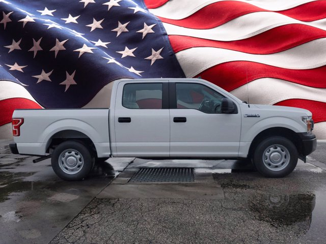 2020 Ford F-150 SuperCrew Cab RWD, Pickup #L4332 - photo 1
