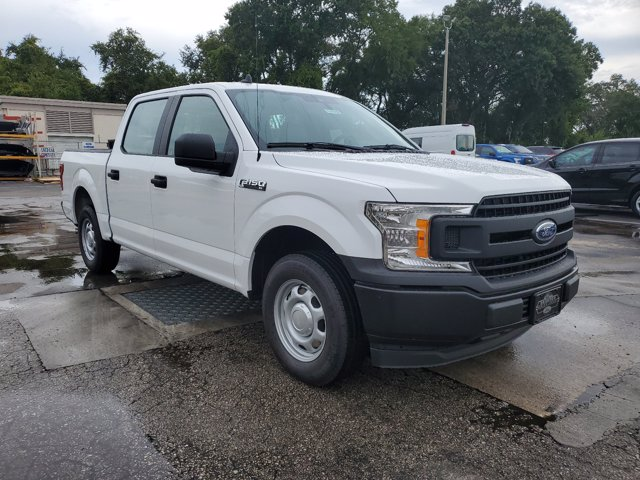 2020 Ford F-150 SuperCrew Cab RWD, Pickup #L4332 - photo 2
