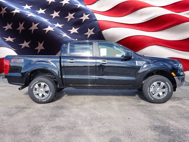 2020 Ford Ranger SuperCrew Cab 4x4, Pickup #L4363 - photo 1