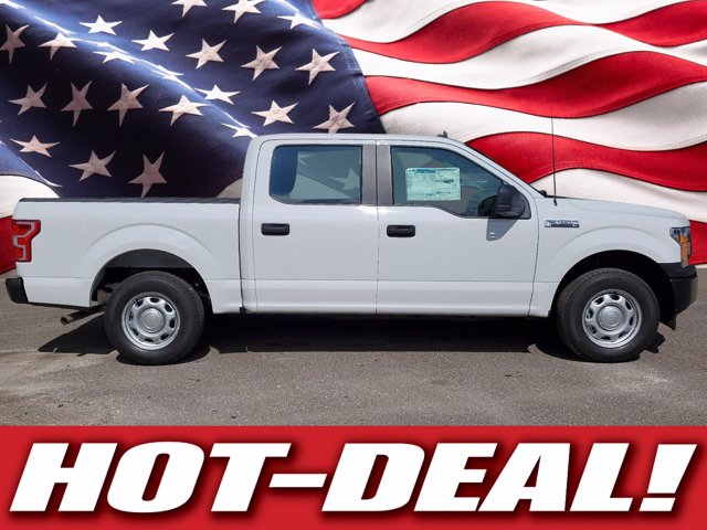 2020 Ford F-150 SuperCrew Cab RWD, Pickup #L4368 - photo 1