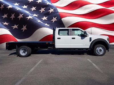 2020 Ford F-450 Crew Cab DRW 4x4, Cab Chassis #L4397 - photo 1