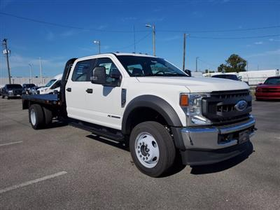 2020 Ford F-450 Crew Cab DRW 4x4, Cab Chassis #L4397 - photo 2