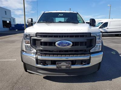 2020 Ford F-450 Crew Cab DRW 4x4, Cab Chassis #L4397 - photo 4