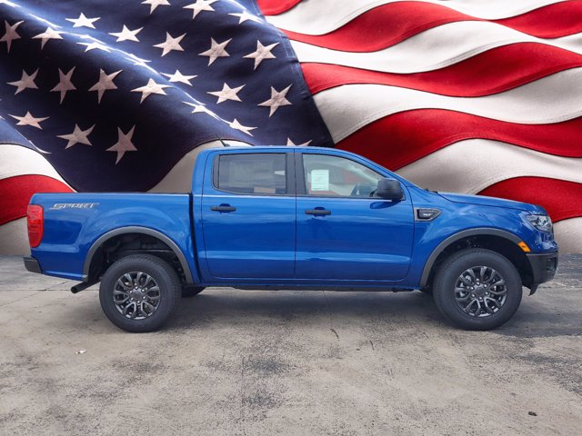 2020 Ford Ranger SuperCrew Cab RWD, Pickup #L4401 - photo 1