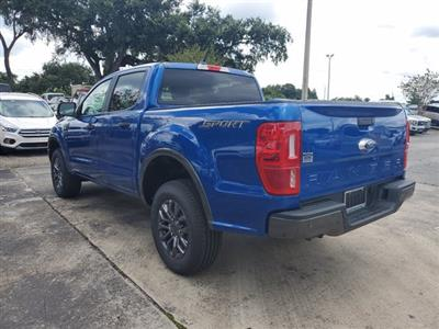 2020 Ford Ranger SuperCrew Cab RWD, Pickup #L4401 - photo 9