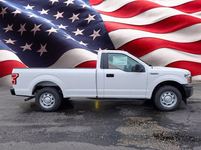 2020 Ford F-150 Regular Cab RWD, Pickup #L4419 - photo 1