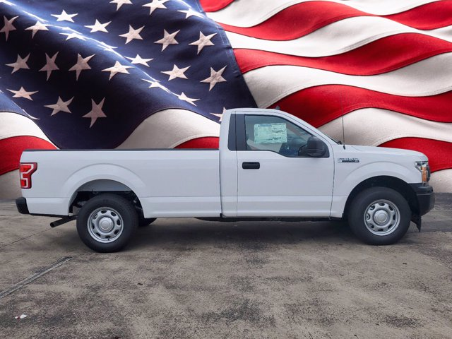 2020 Ford F-150 Regular Cab RWD, Pickup #L4429 - photo 1