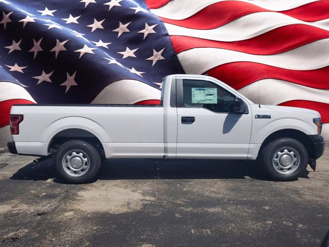 2020 Ford F-150 Regular Cab RWD, Pickup #L4430 - photo 1