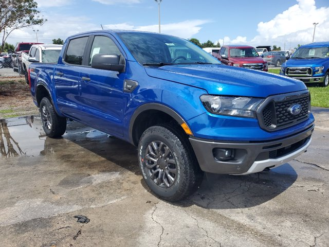 2020 Ford Ranger SuperCrew Cab 4x4, Pickup #L4475 - photo 2