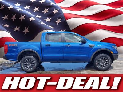 2020 Ford Ranger SuperCrew Cab 4x4, Pickup #L4475 - photo 1